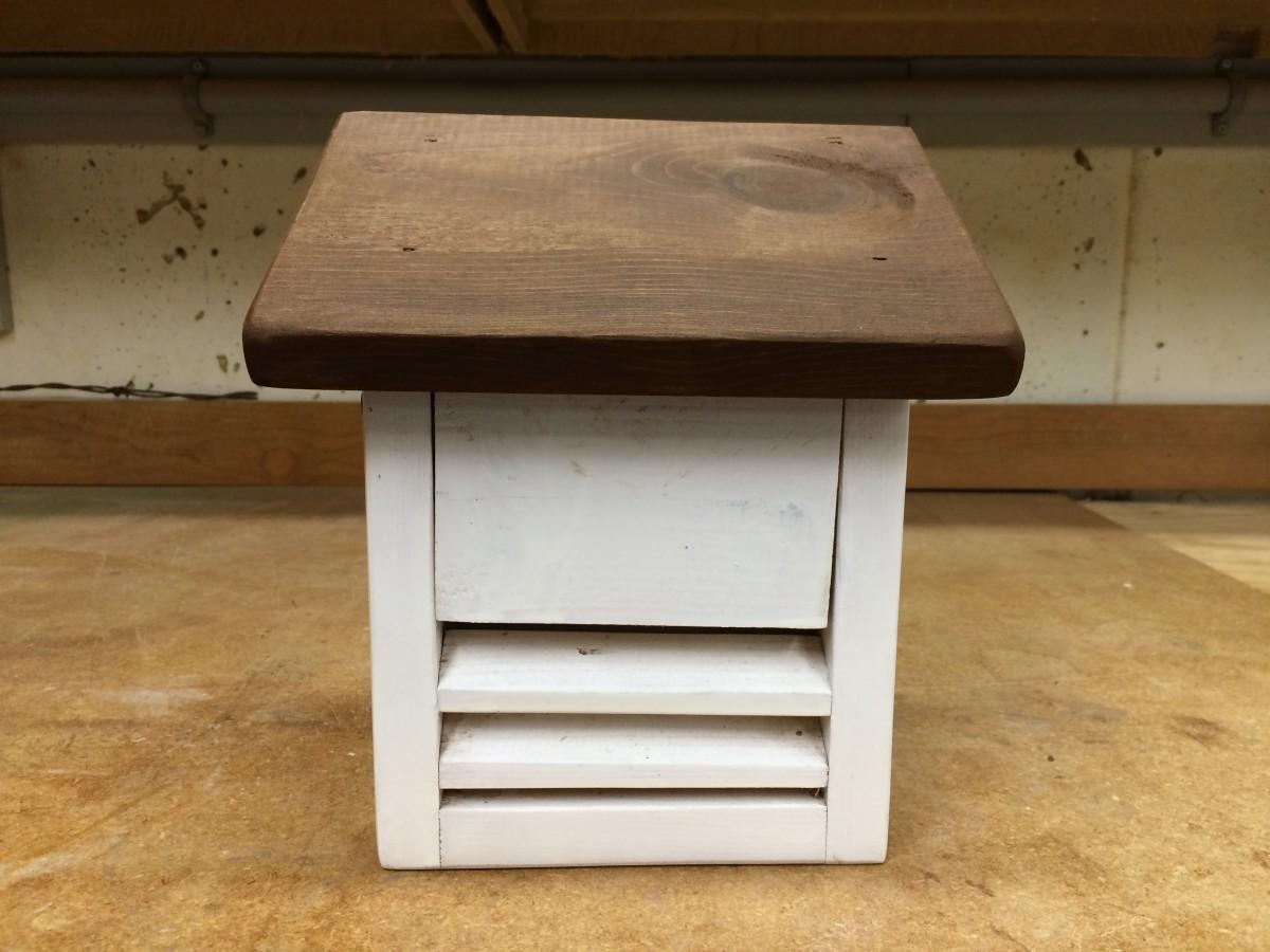Ladybug House Plans: How to Build a Ladybug House   FeltMagnet
