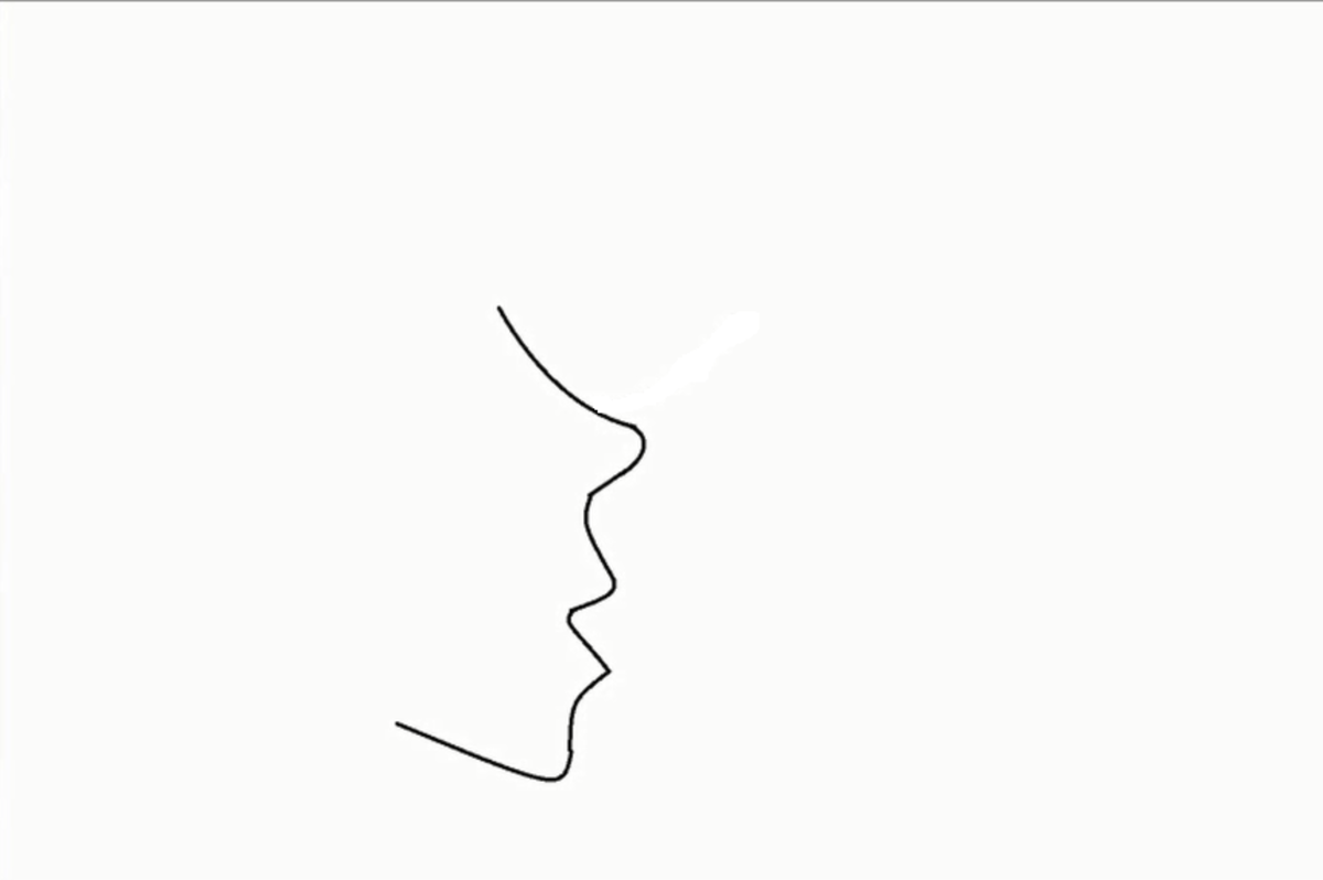 Outline of Girl