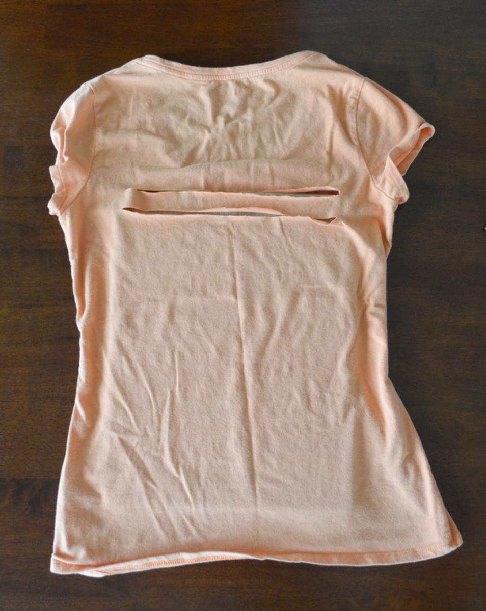 tshirt-reconstruction-no-sew-tee-project-ladderingweaving-tutorial