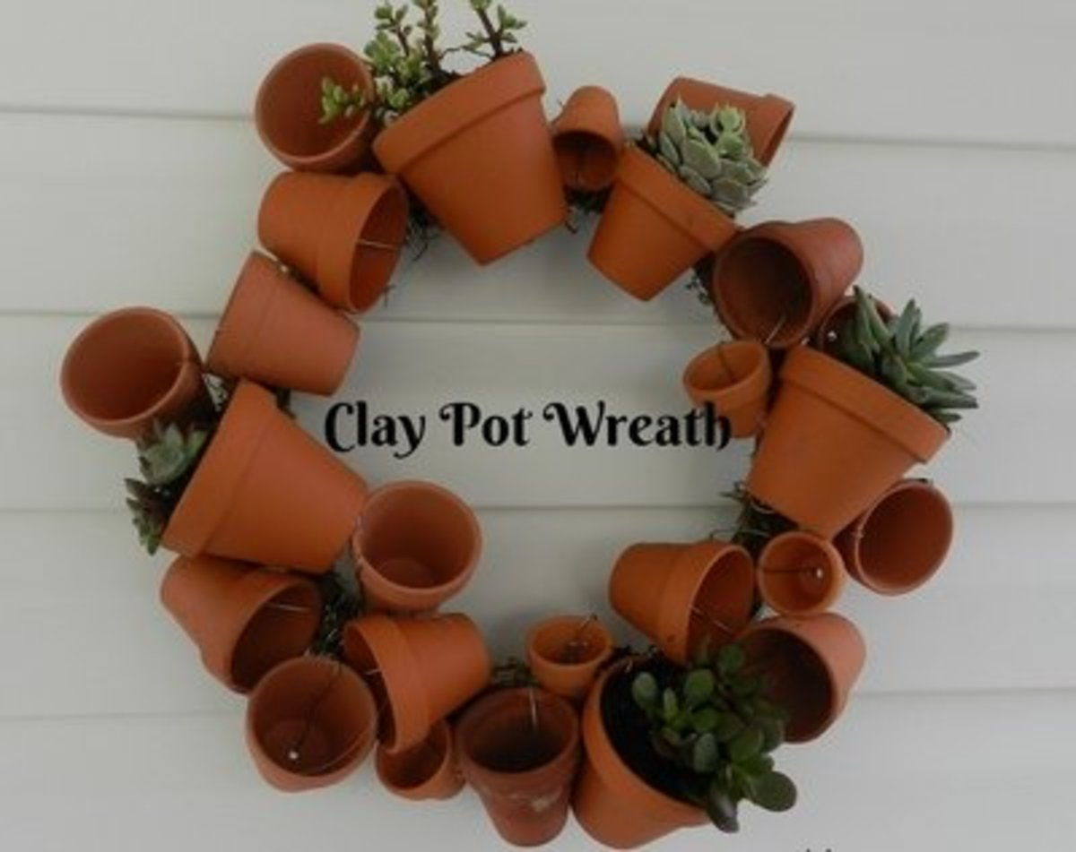 57 Inspiring Clay Pot Crafts | FeltMagnet