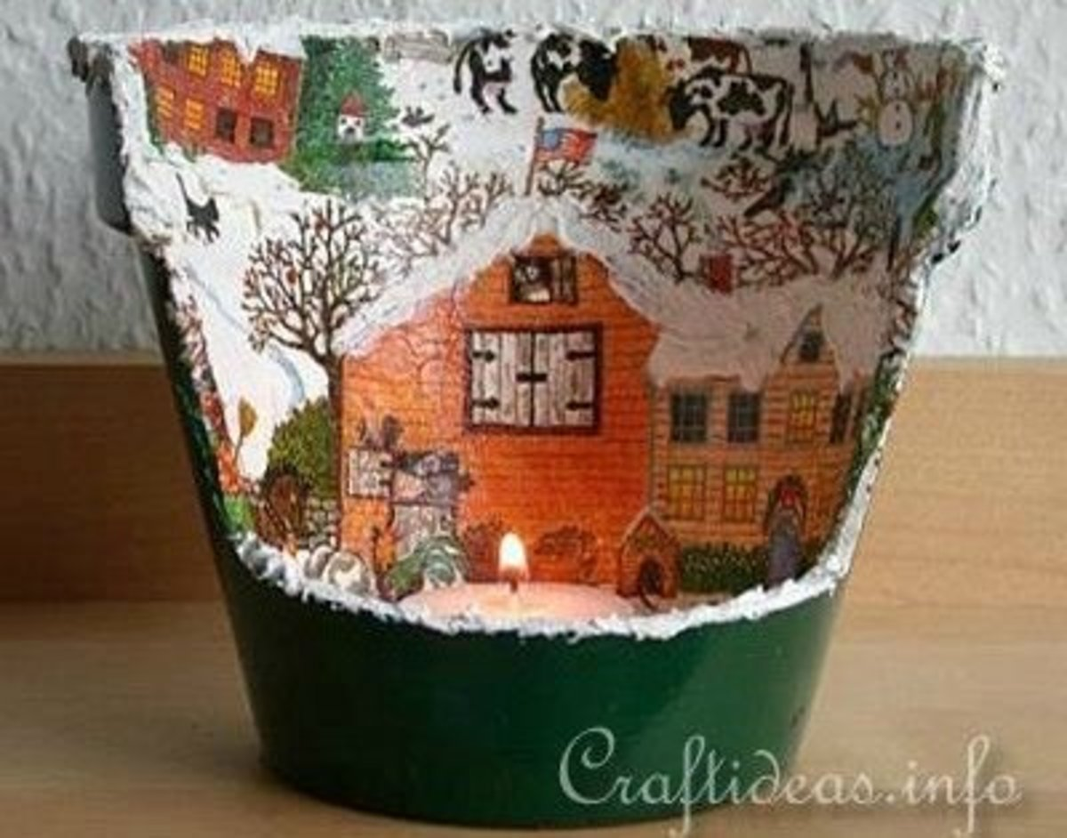 57 Inspiring Clay Pot Crafts Feltmagnet