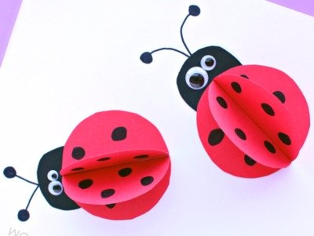 40 Fun And Easy Ladybug Craft Ideas Feltmagnet