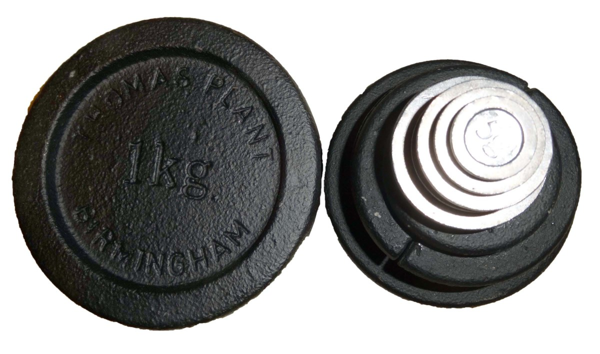 A set of new weights