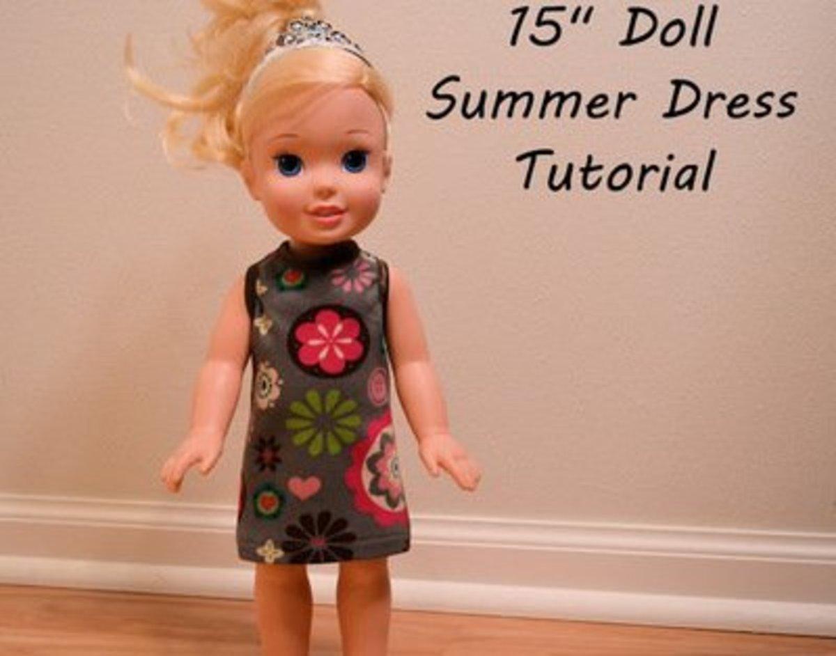 """15"""" basic dress"""