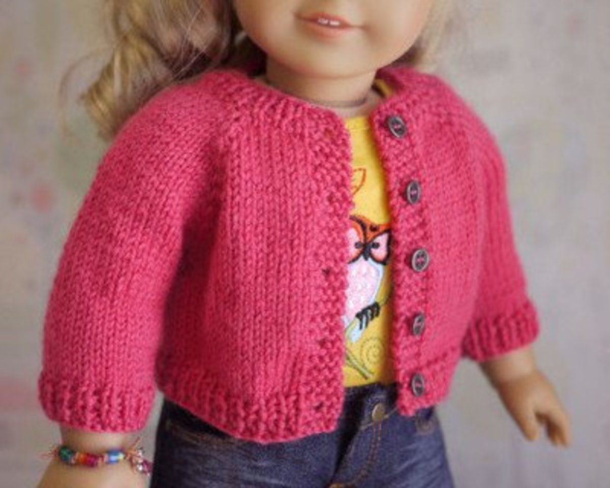 58 Free Doll Clothes Patterns: All Sizes FeltMagnet Crafts
