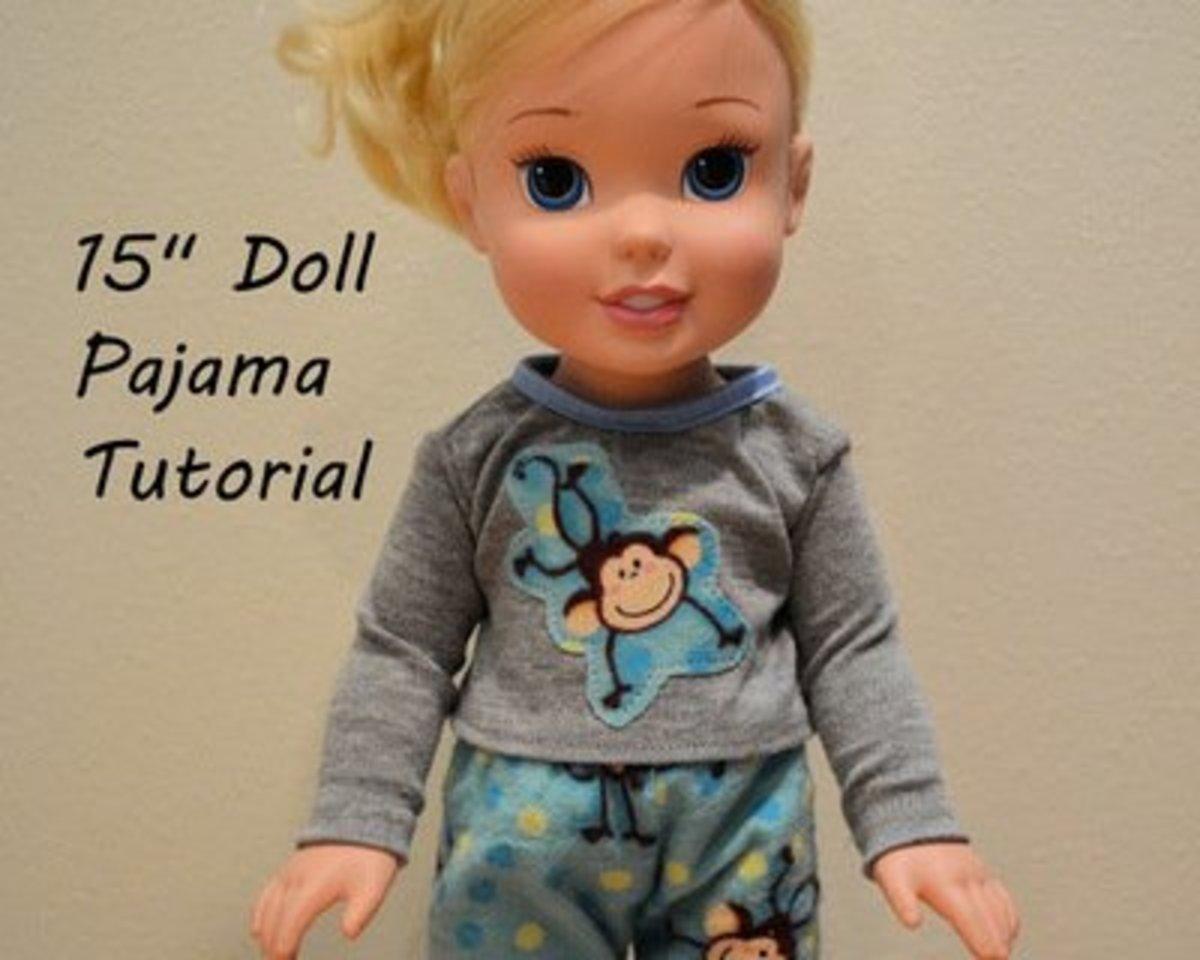 """15"""" Disney princess pajamas"""