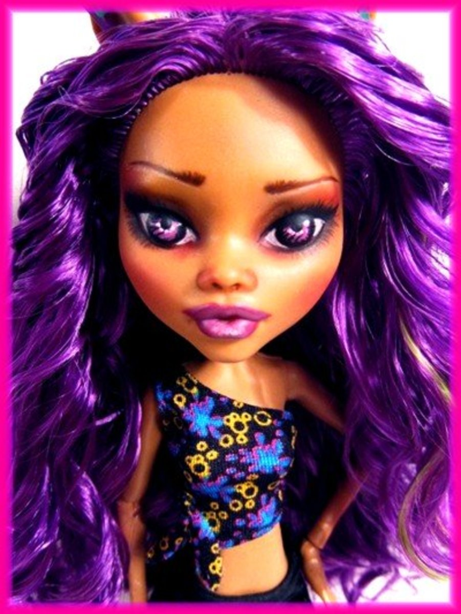 Learn to Boil Perm and Curl Your Barbie or Monster High Doll\'s Hair ...
