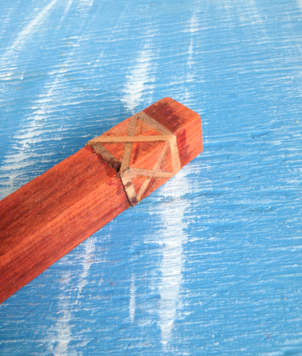 how-to-make-a-celtic-knot-segmented-wood-pen-blank