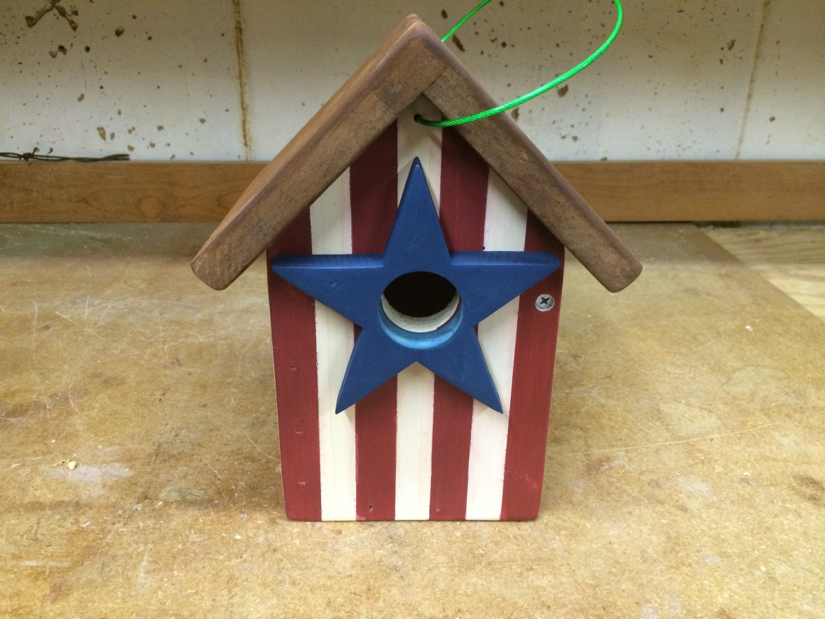 I Ve Made Many Utilitarian Birdhouses