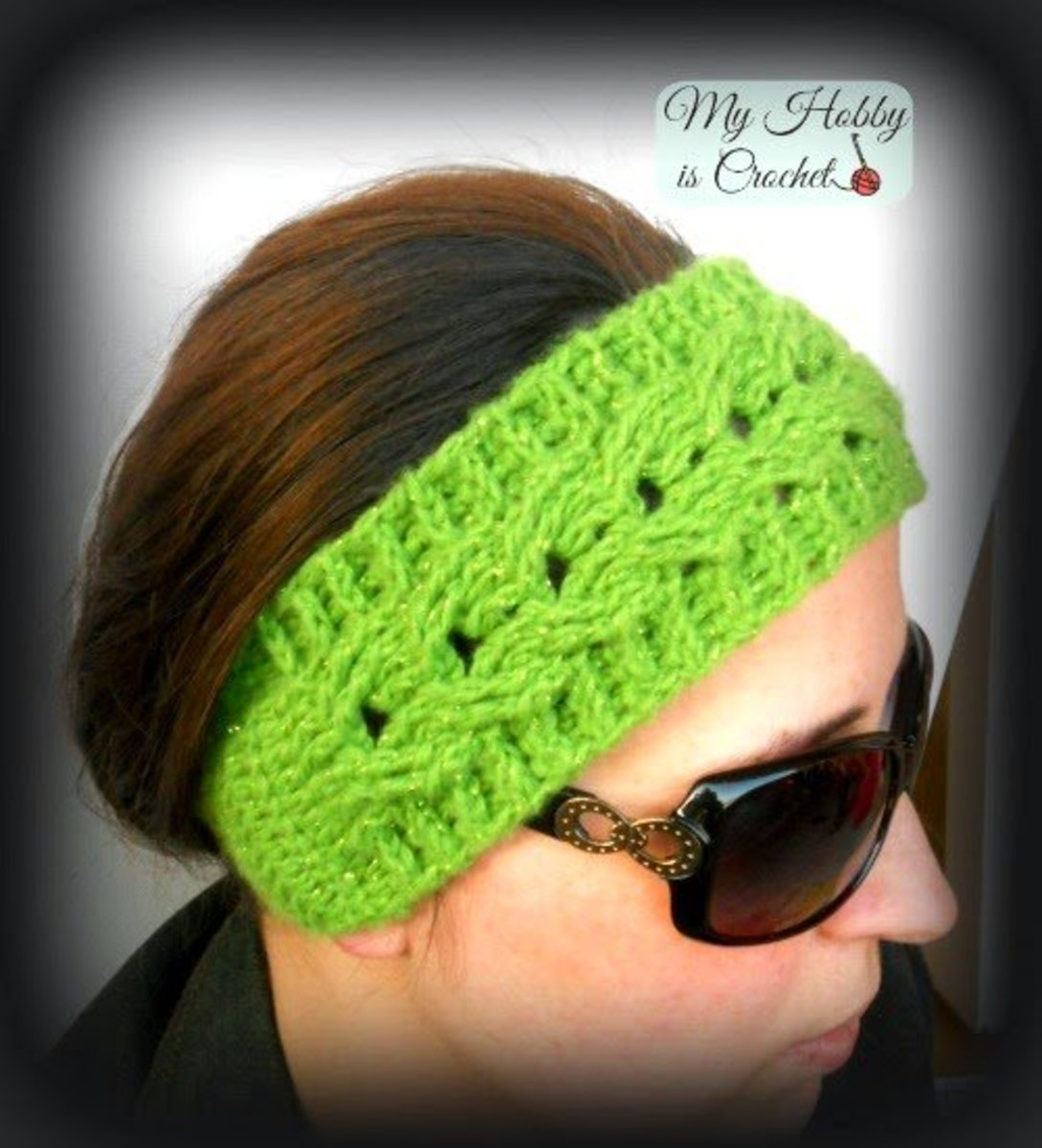 Cable Headband Warmer
