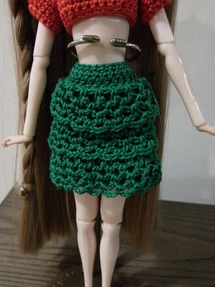 Pullip Layered Skirt