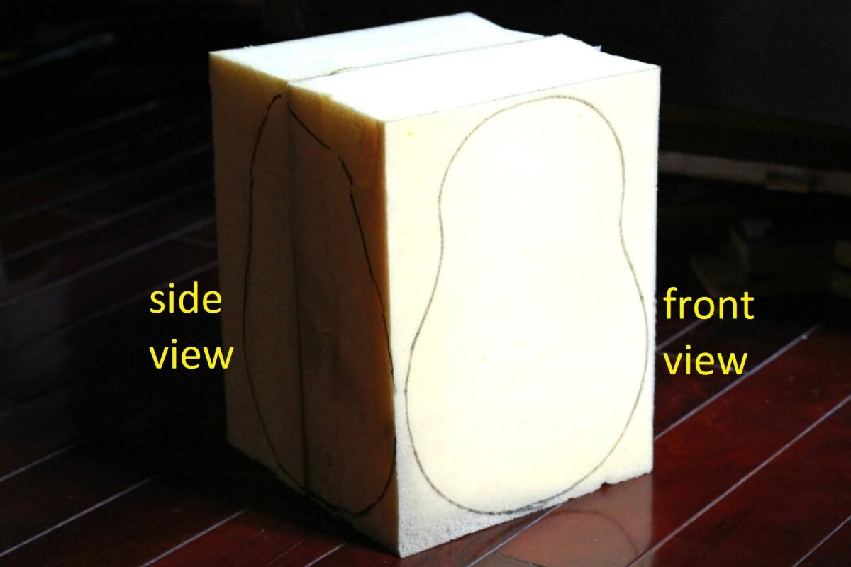 Initial body block