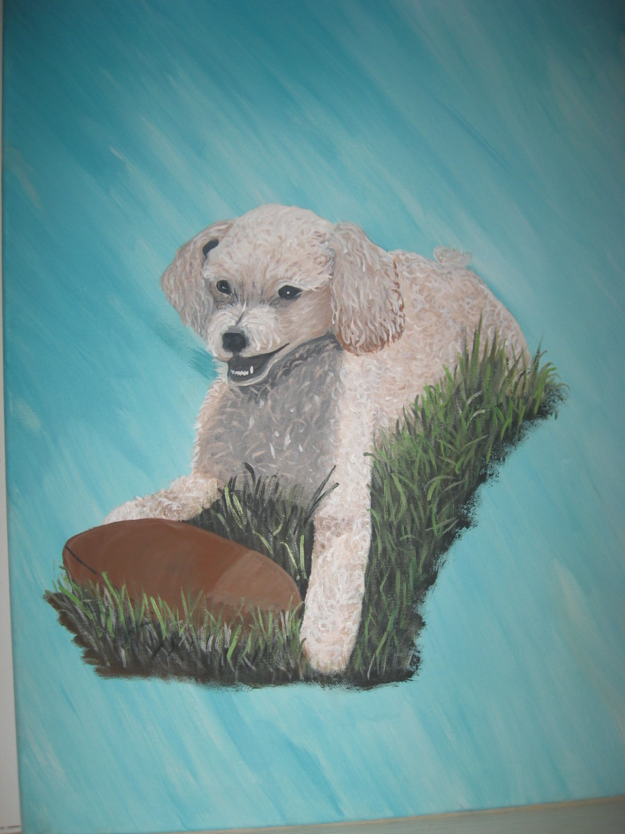 Dog Portraits make great gifts!