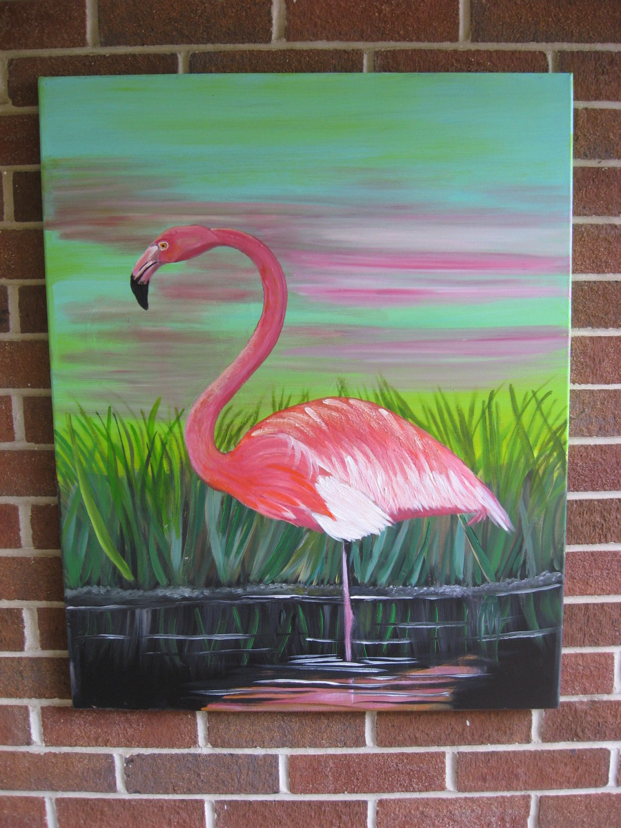 Flamingo I sold recently