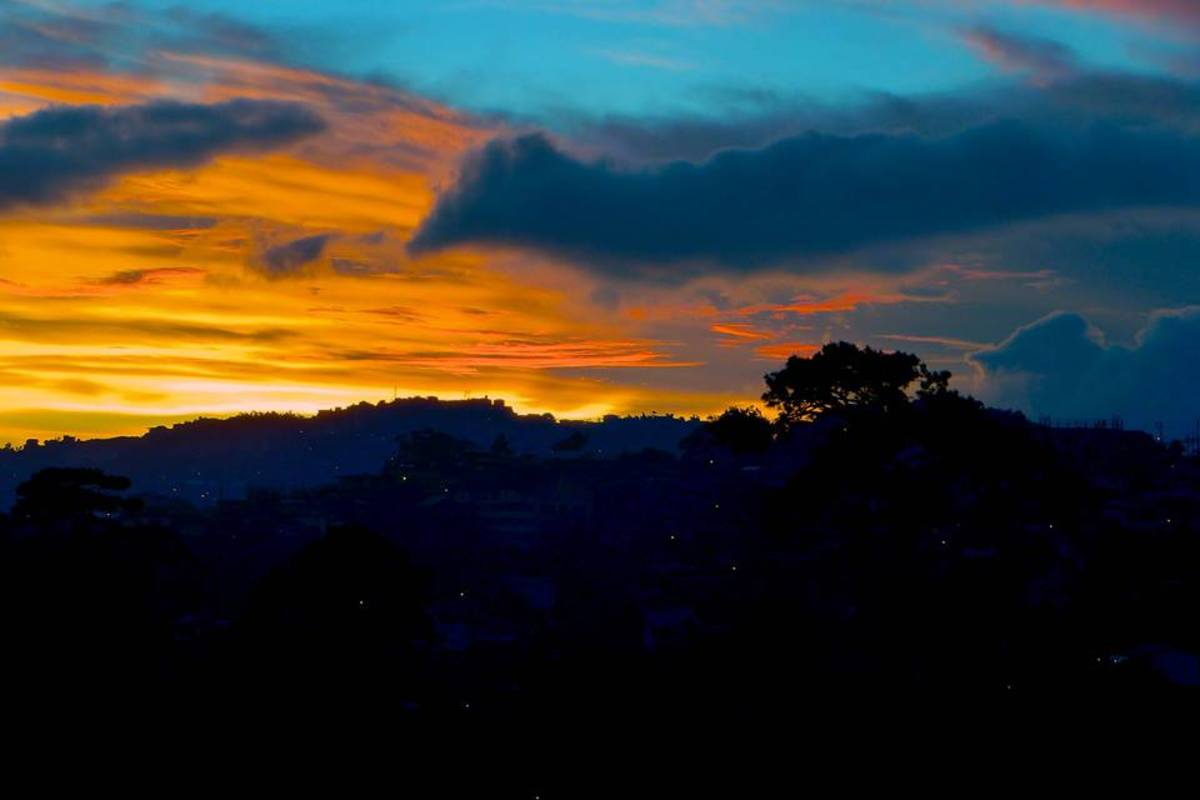 Goodnight Baguio wherever you are.
