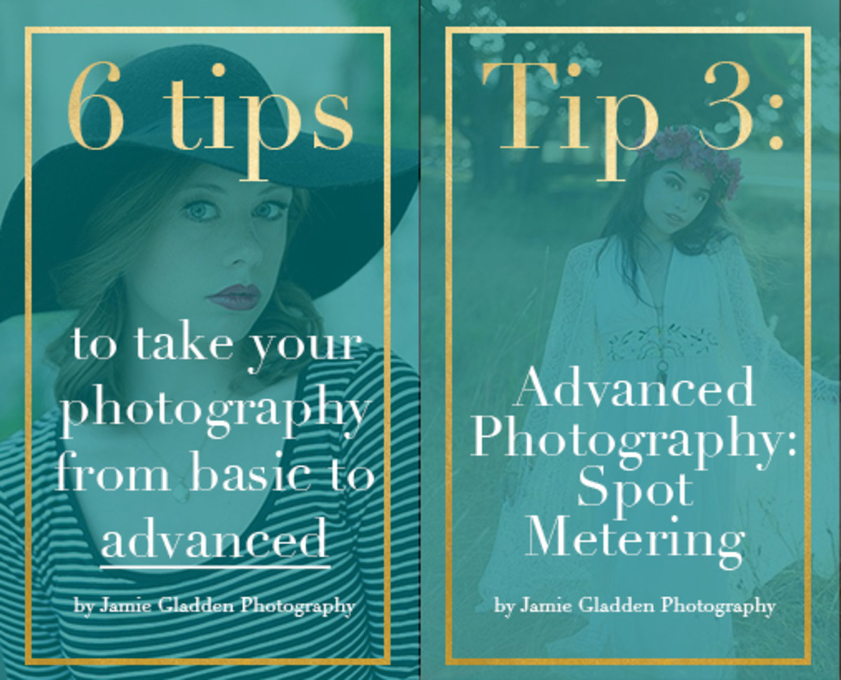 Advanced Photography Tip 3: Spot Metering