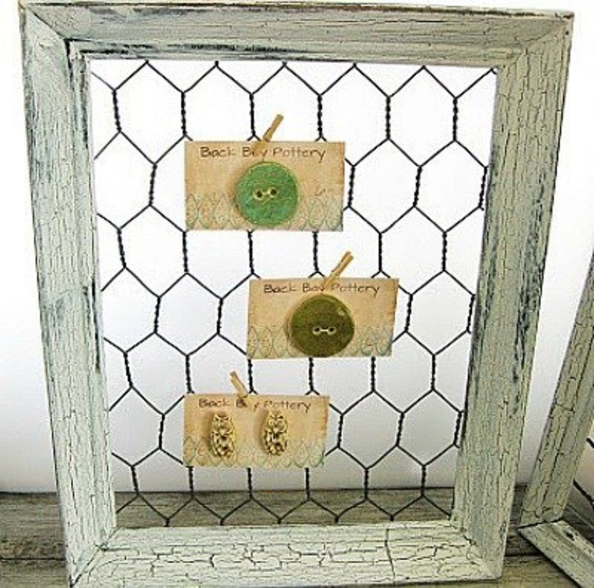 40 Rustic Chicken Wire Craft Ideas | FeltMagnet