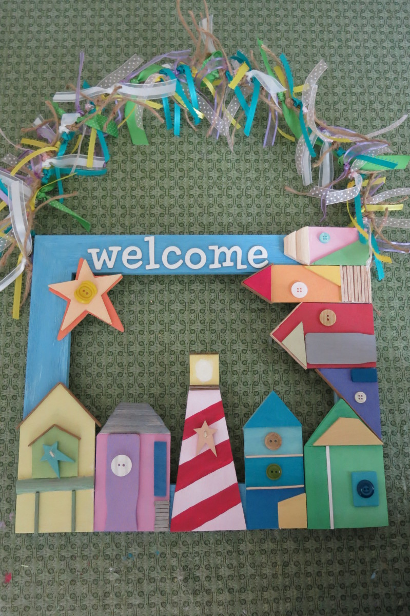 diy-craft-tutorial-how-to-make-a-beach-themed-welcome-sign