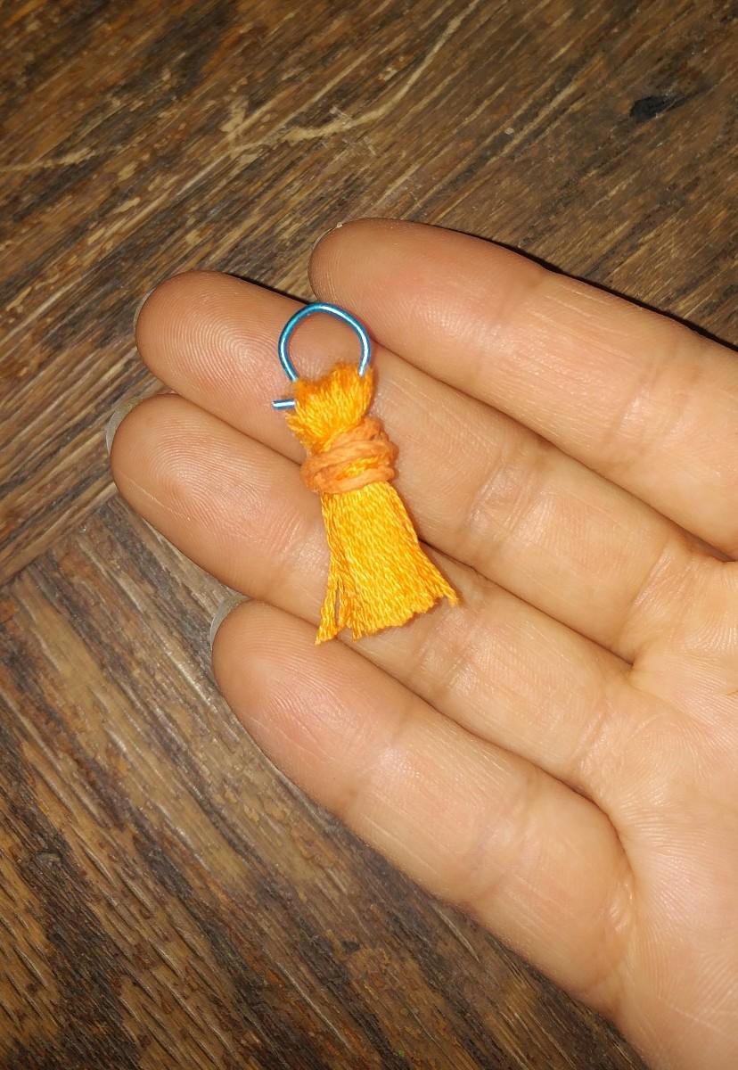Tiny Tassel!