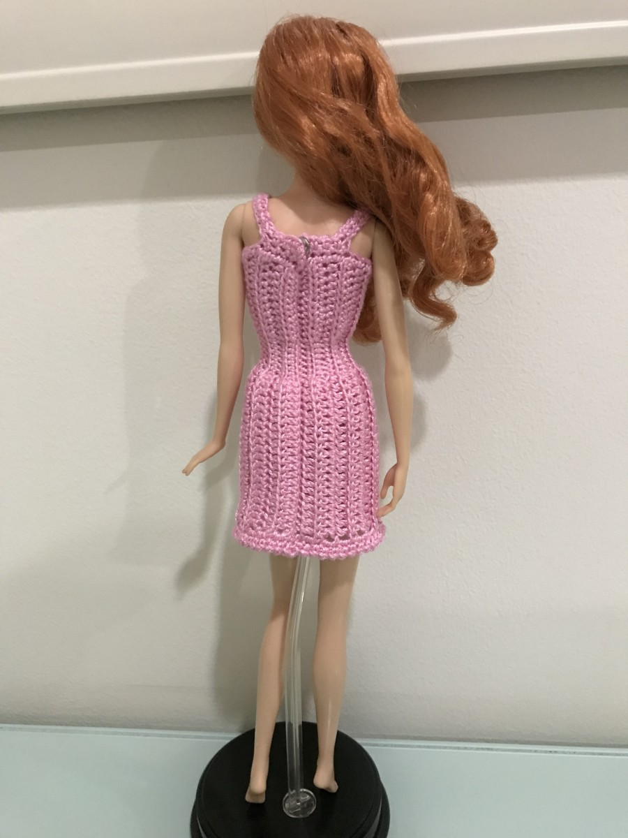 Barbie Ridged Sundress
