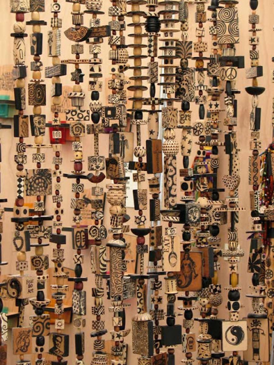 Everything cohesive (wood)