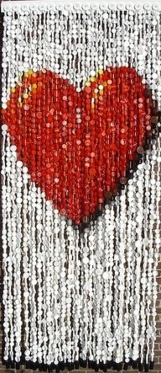 Crafty Handmade Beaded Curtain Ideas