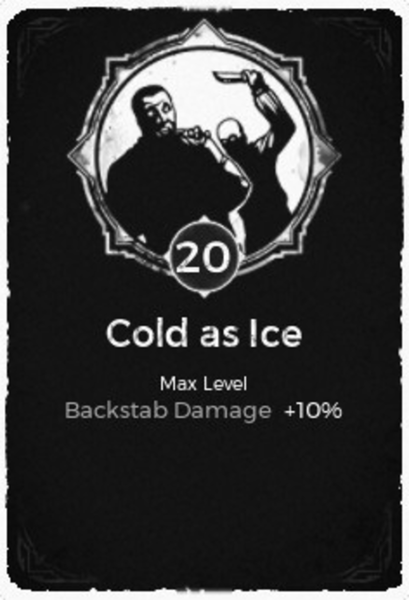 Cold as Ice Trait