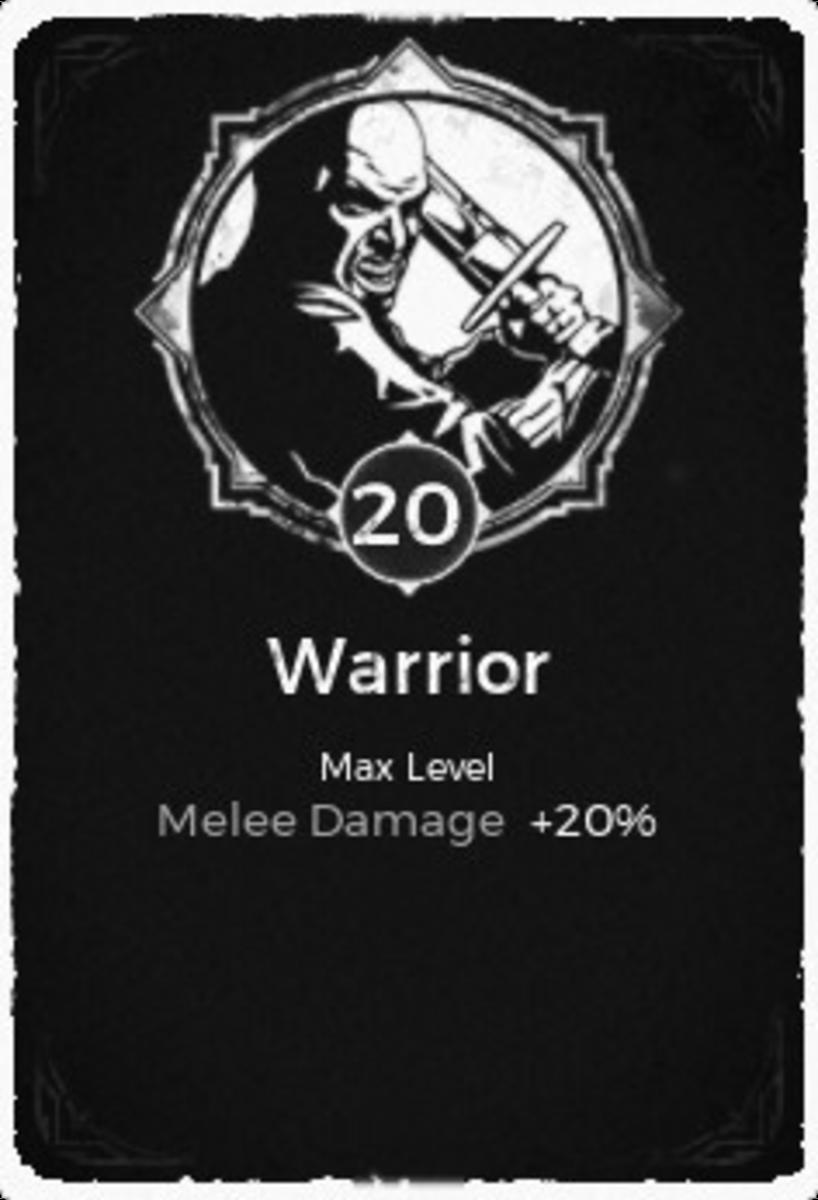 Warrior Trait