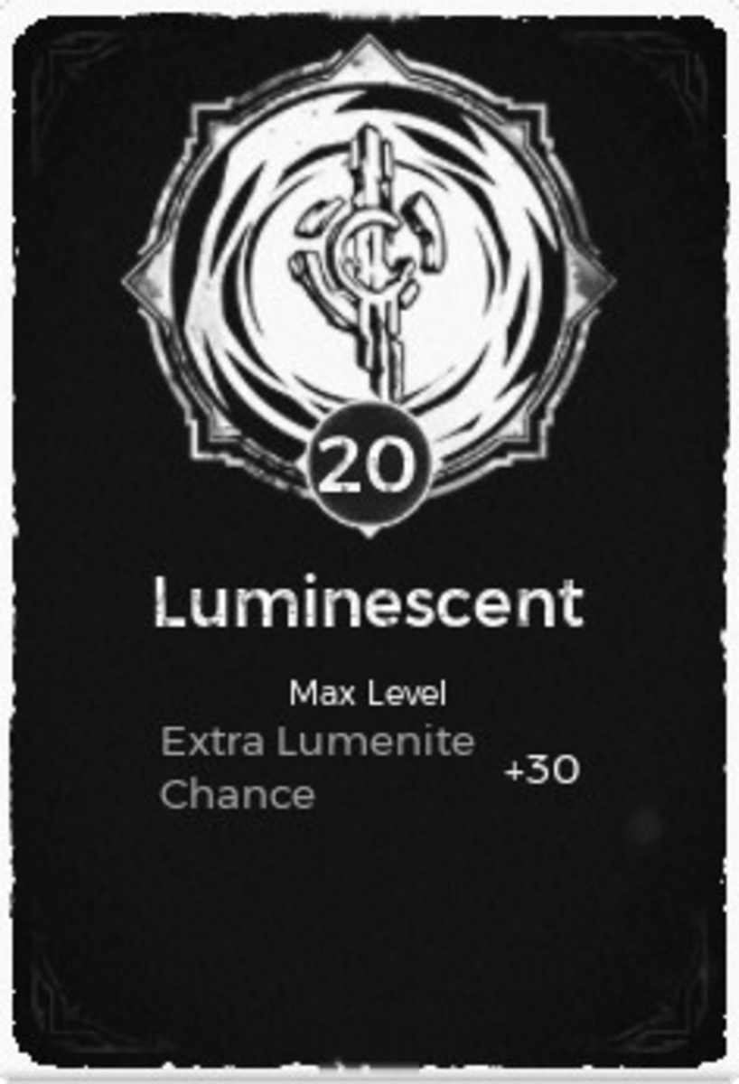Luminescent Trait