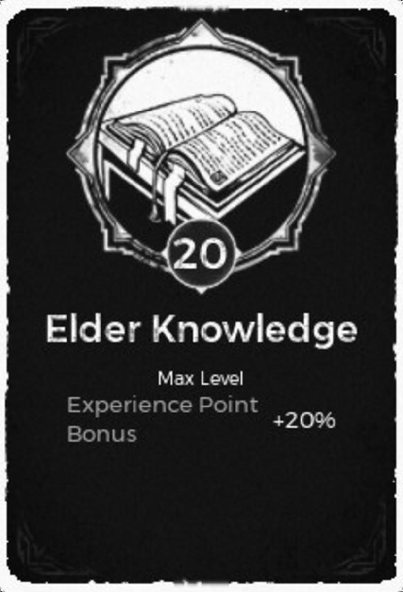 Elder Knowledge Trait