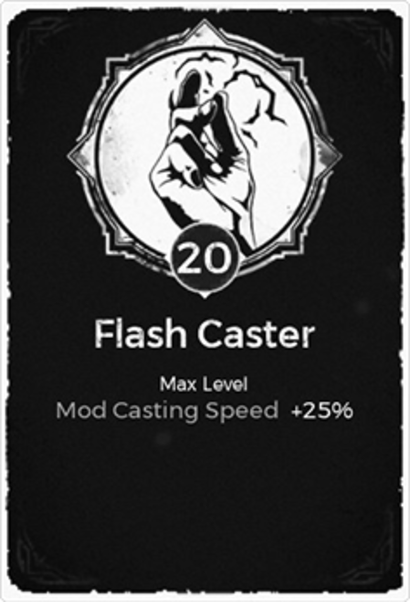 Flash Caster
