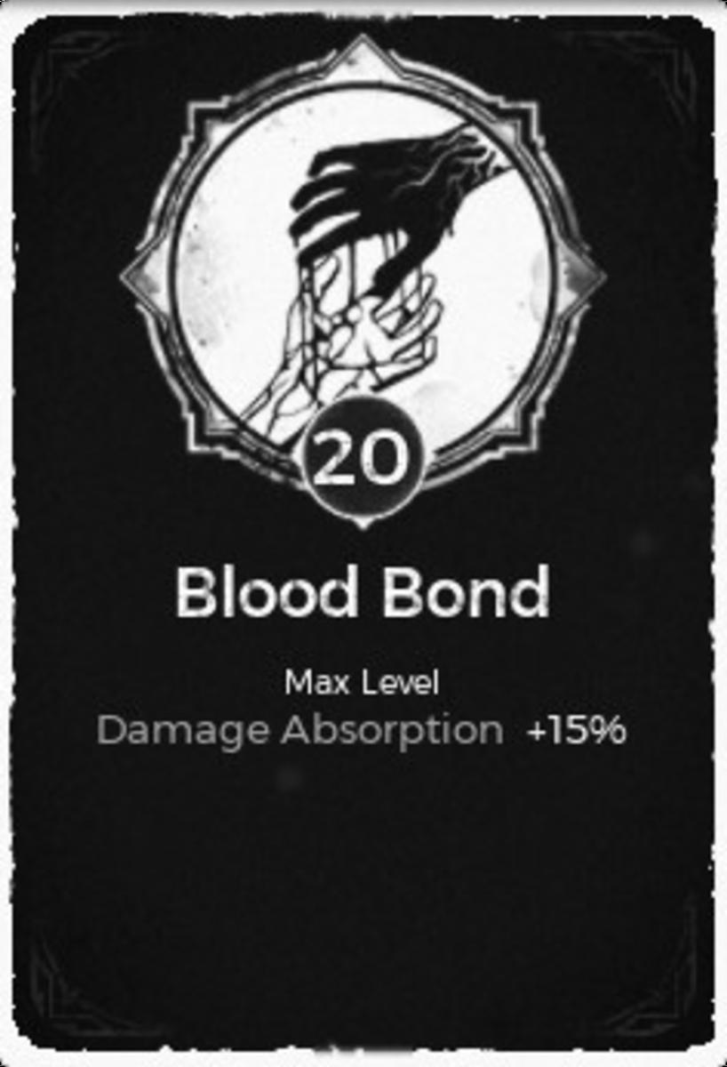 Blood Bond Trait