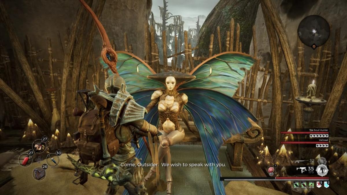 The Iskal Queen (vendor version)