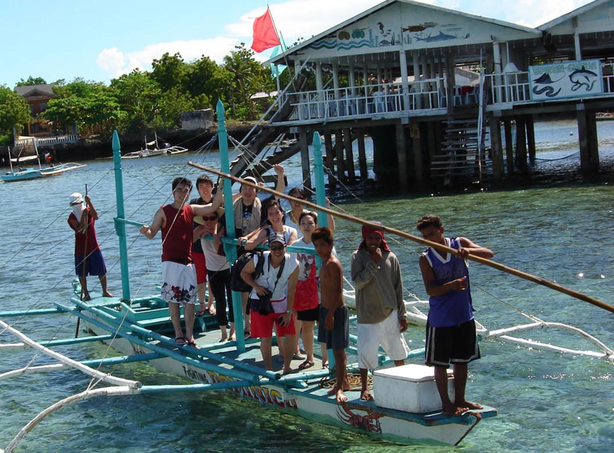 Olanggo Island trip