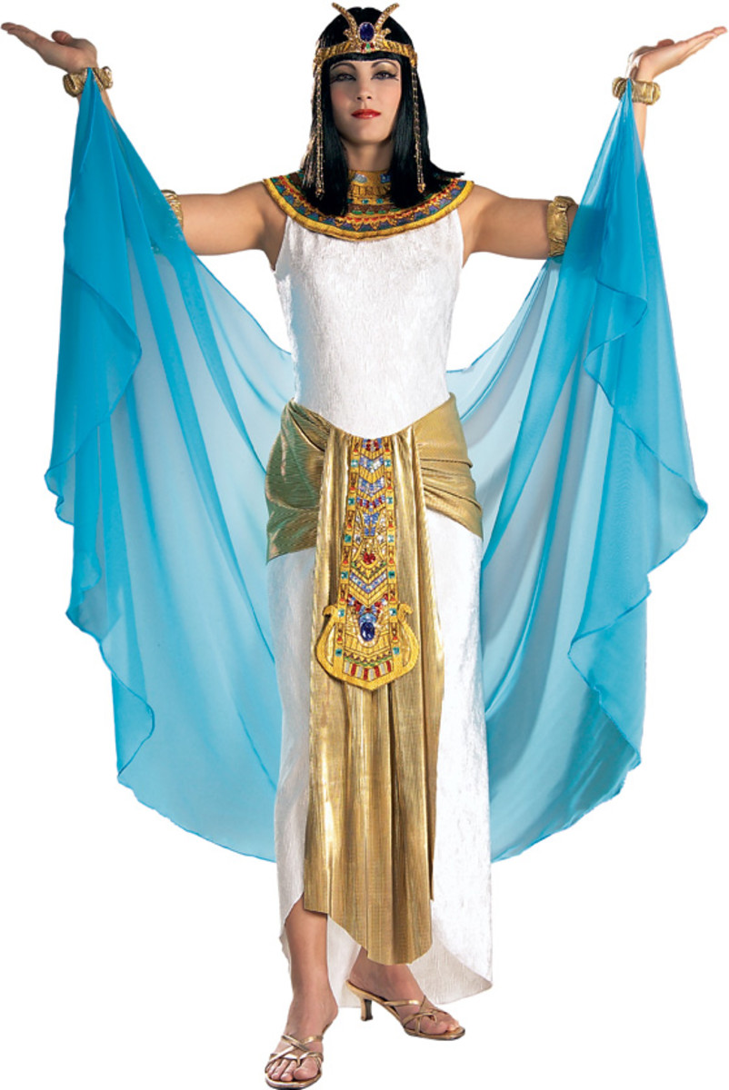 Costume ideas starting with the letter c holidappy cleopatra solutioingenieria Images