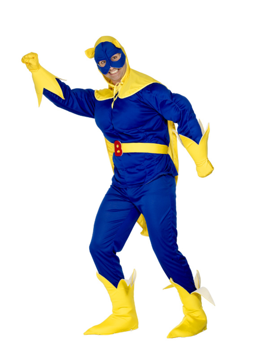 Banana Man costume
