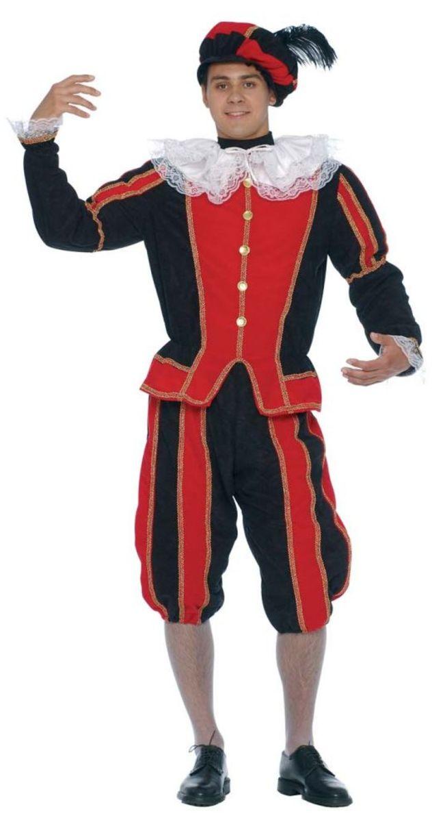 Blackadder costume