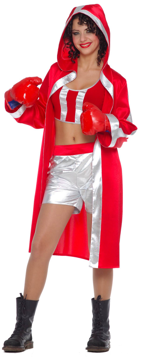 Boxer costume  sc 1 st  Holidappy & Costume Ideas Starting with the Letter