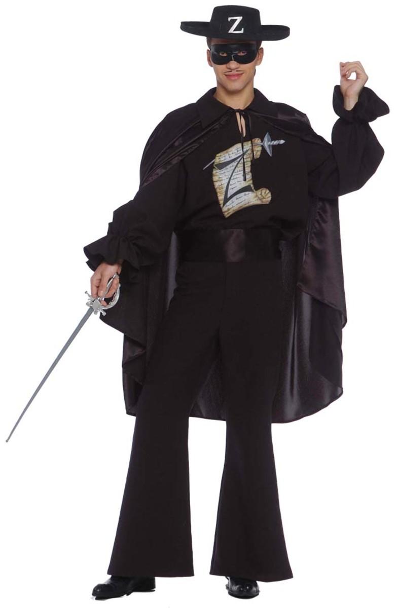 Bandit Costume
