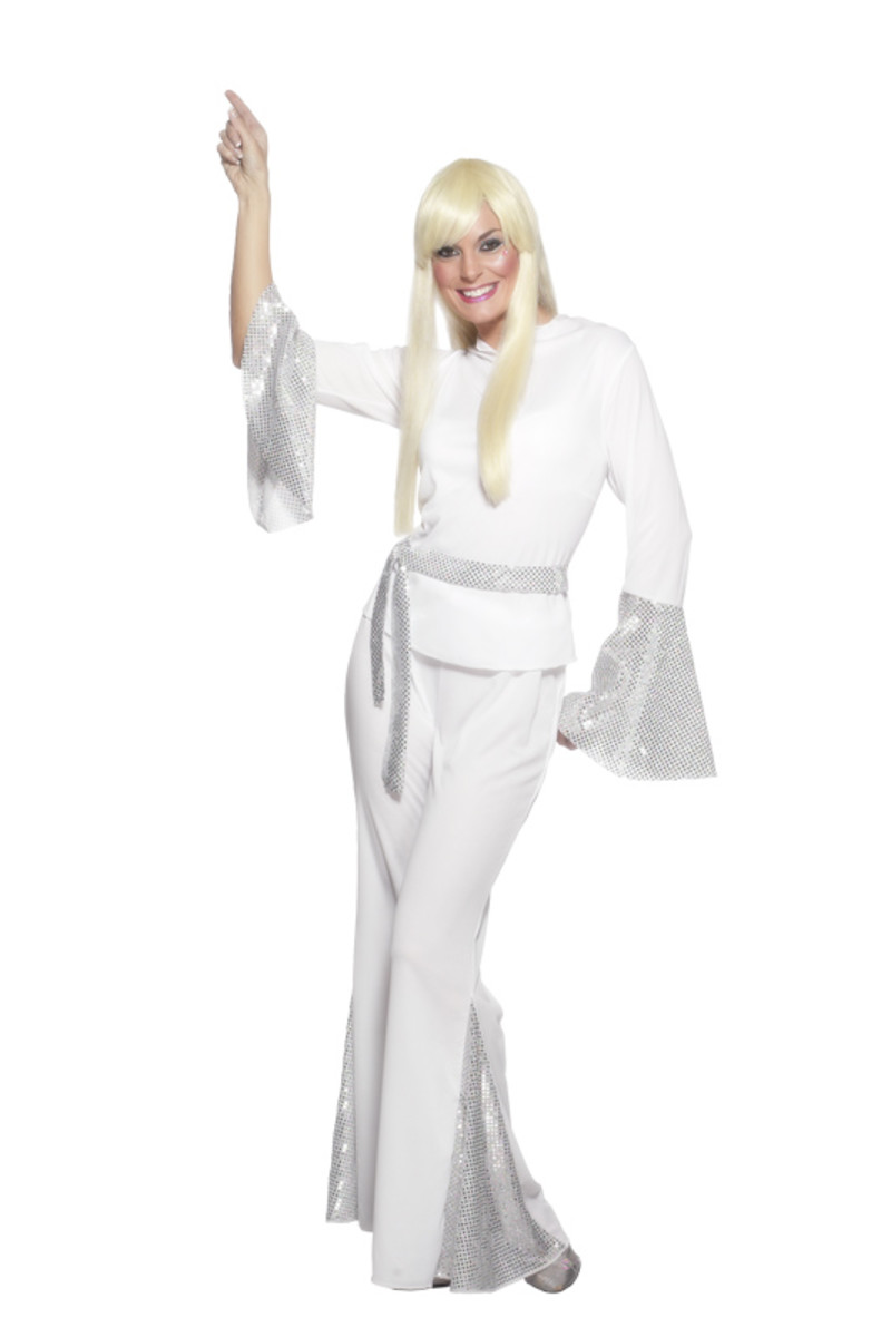 Abba lady costume