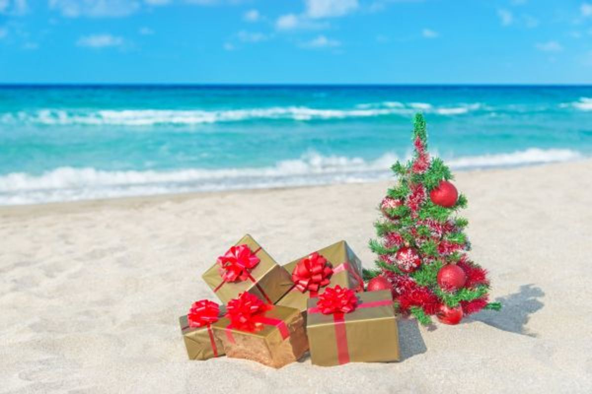 There no Australian tradition quite like Christmas on the beach.
