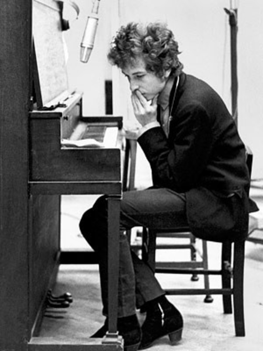 May you stay forever young: Bob Dylan