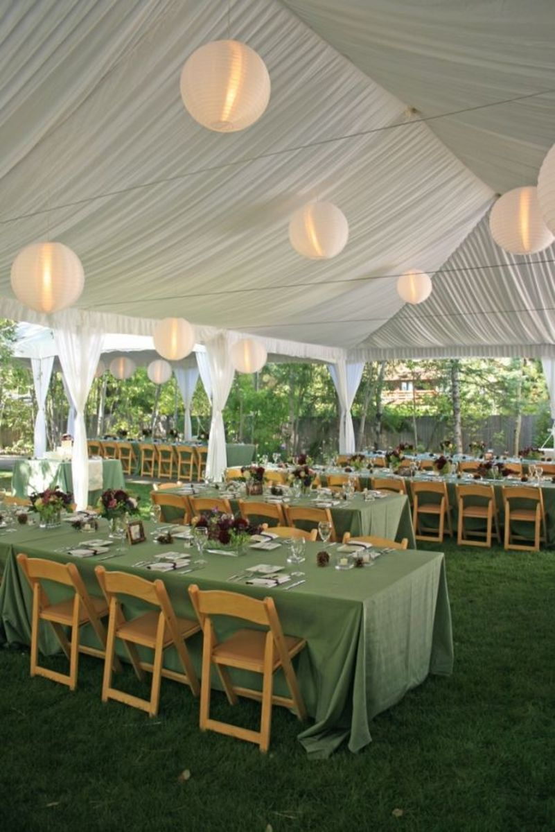 Tents 101 Your Guide To Renting A Tent For A Wedding Or