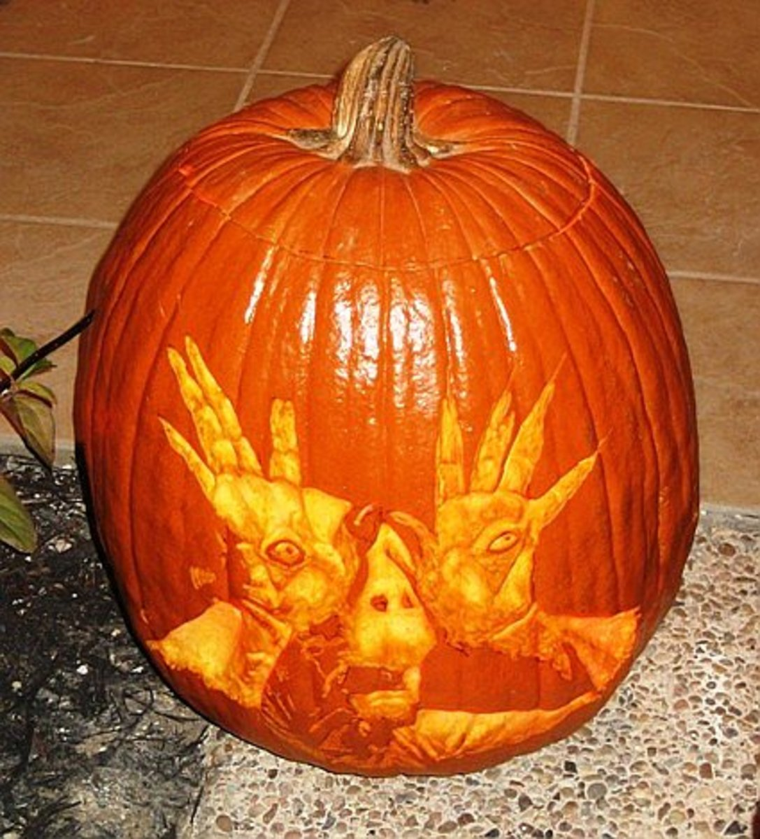 Creative spooky pumpkin carving ideas hubpages