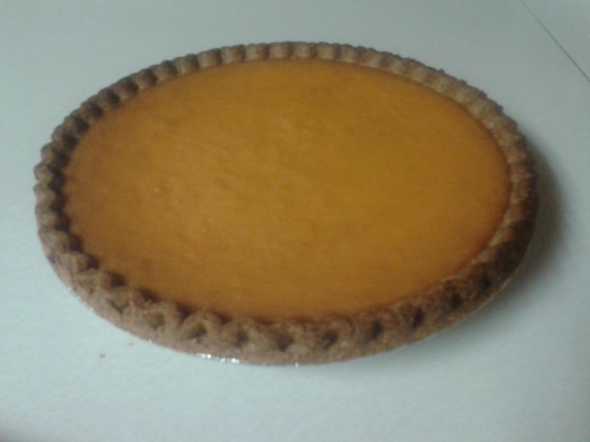 Sweet Potato Pie made by my mom