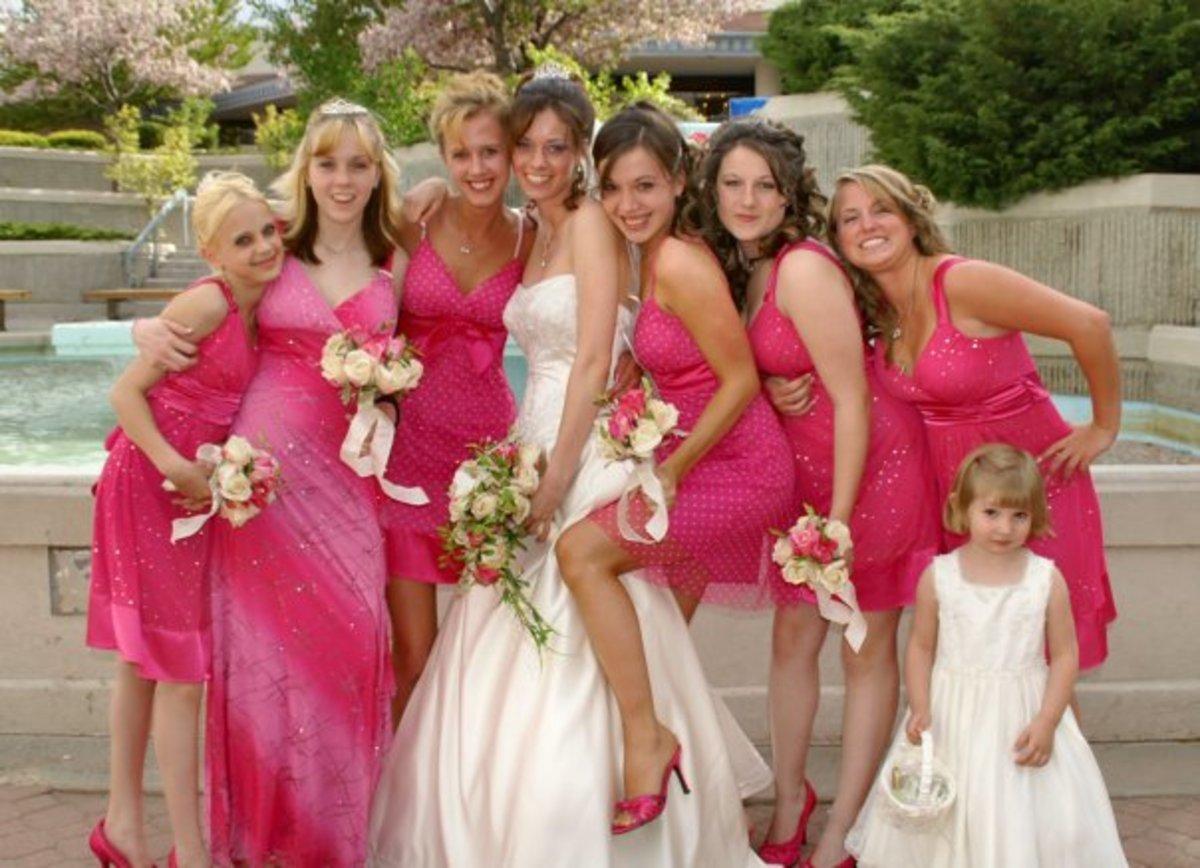 yourself wedding flowers
