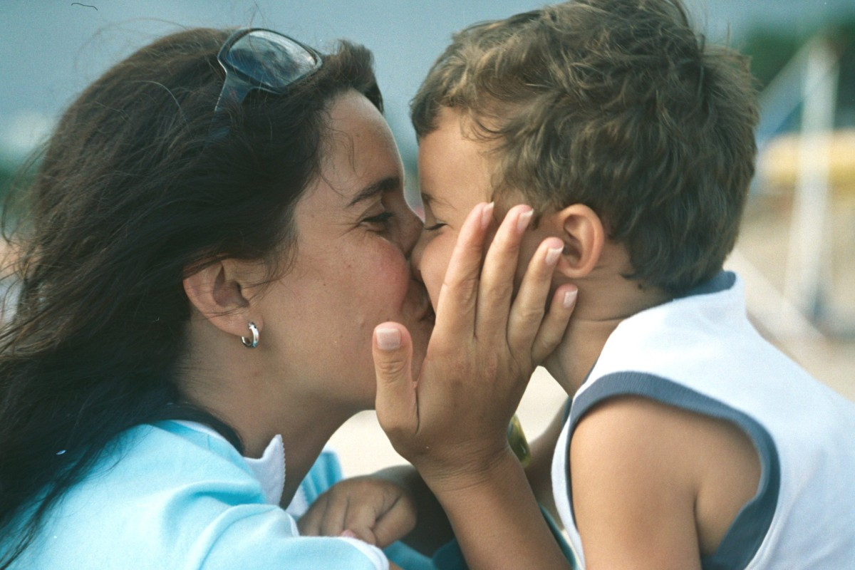 There is no medicine quite like a mother's affection.