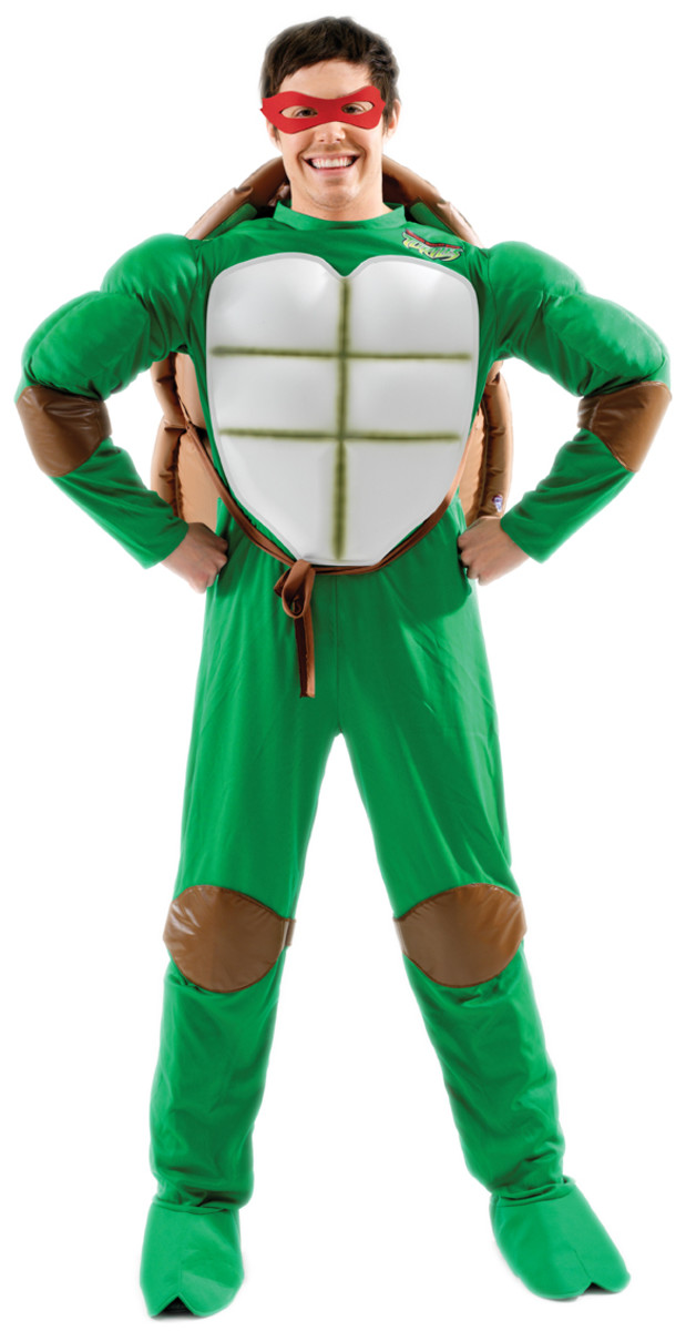 Teenage Mutant Ninja Turtle costume  sc 1 st  Holidappy & Costume Ideas Starting with the Letter