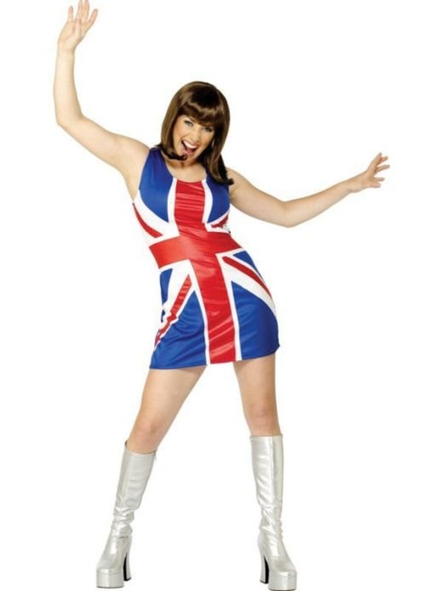 Costume ideas starting with the letter s holidappy spice girl costume solutioingenieria Image collections