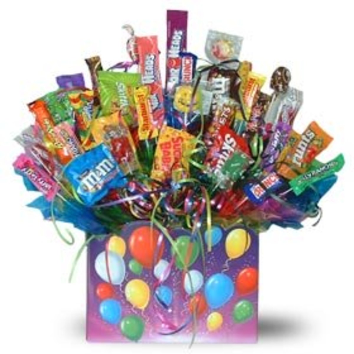 Birthday Bouquet from AAGiftsandBaskets.com